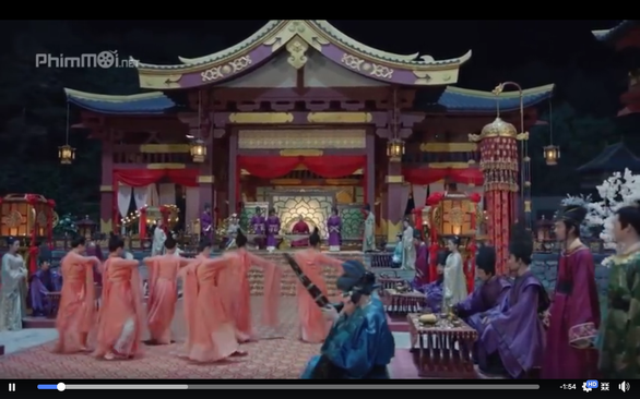 VTV8 tạm ngưng phát sóng phim cổ trang Trung Quốc Thịnh Đường huyễn dạ - Ảnh 1.