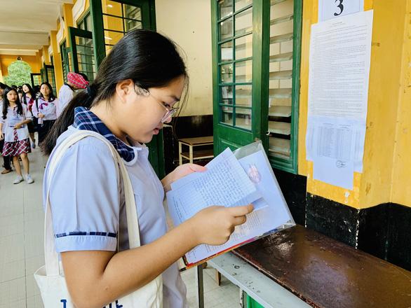 Các trường ĐH sẽ điều chỉnh đề án tuyển sinh - Ảnh 1.