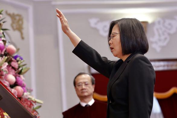 Bà Thái Anh Văn tuyên thệ nhậm chức, không chấp nhận 'một quốc gia, hai chế độ'