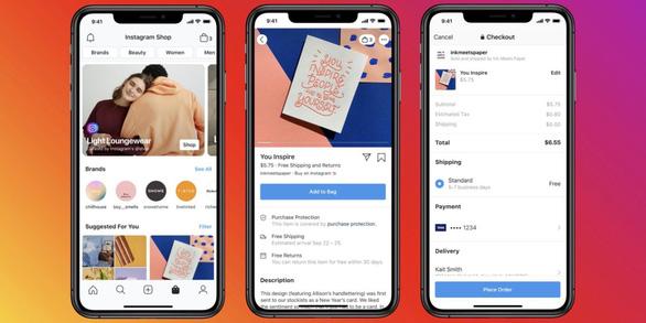 Facebook tung công cụ bán hàng trực tuyến, lấn sân thương mại điện tử - Ảnh 1.