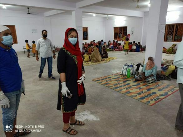Dịch COVID-19 chưa qua, Ấn Độ, Bangladesh phải sơ tán hàng triệu dân vì siêu bão - Ảnh 5.