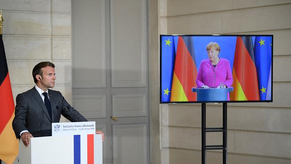 Pháp và Đức muốn tung gói tiền lớn để tự chủ kinh tế và y tế cho châu Âu - Ảnh 1.