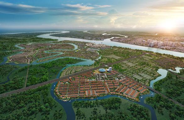 Chiến lược kiềng 3 chân của Novaland trên thị trường BĐS - Ảnh 1.