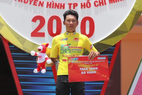 Thi đấu khôn ngoan, tay đua Võ Thanh An ung dung giành áo vàng - Ảnh 3.