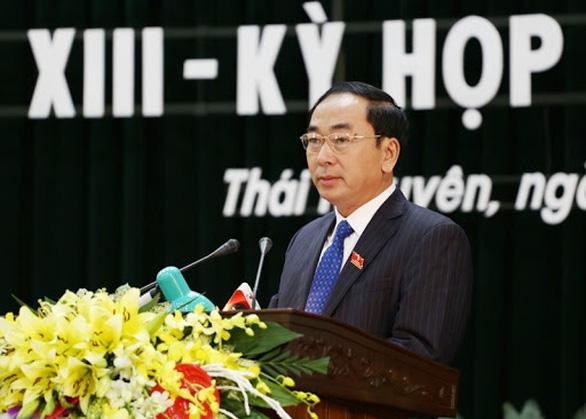Bí thư Tỉnh ủy Thái Nguyên làm thứ trưởng Bộ Công an - Ảnh 1.