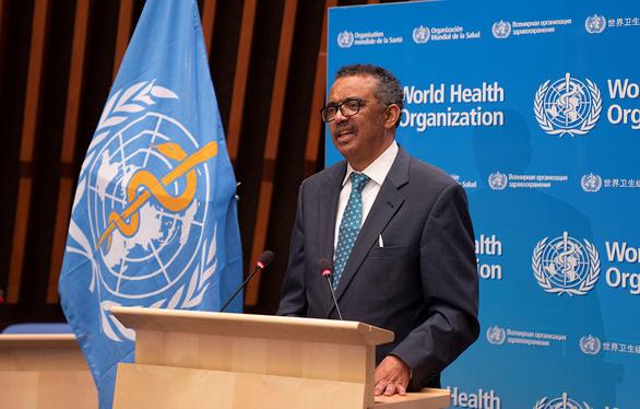 Tối hậu thư của Mỹ hâm nóng Hội nghị Đại hội đồng Tổ chức Y tế thế giới - Ảnh 1.