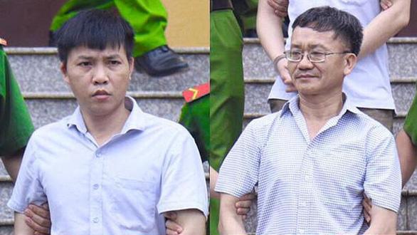 Chủ mưu vụ gian lận điểm thi tại Hòa Bình bị phạt 8 năm tù - Ảnh 1.