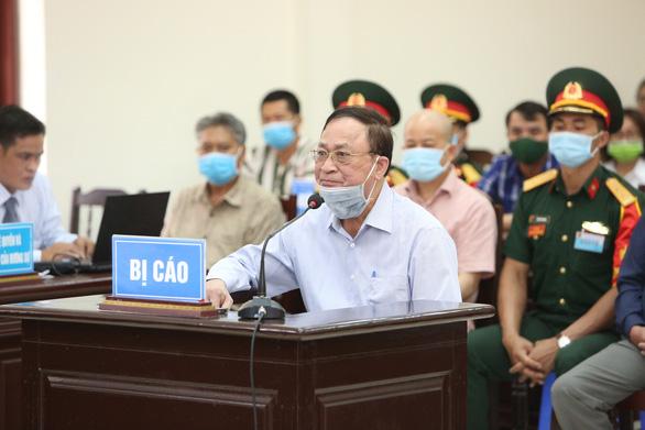 Cựu thứ trưởng Bộ Quốc phòng Nguyễn Văn Hiến xin lỗi Đảng, nhân dân, đồng đội - Ảnh 1.