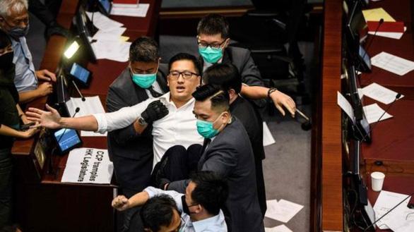 Trung Quốc chuẩn bị ra mắt Luật an ninh quốc gia đối với Hong Kong - Ảnh 1.