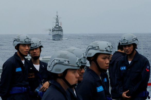 Chúc mừng bà Thái Anh Văn nhậm chức xong, Mỹ bán 18 ngư lôi cho Đài Loan - Ảnh 1.