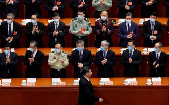 Trung Quốc bắt đầu lưỡng hội trên mây - Ảnh 1.