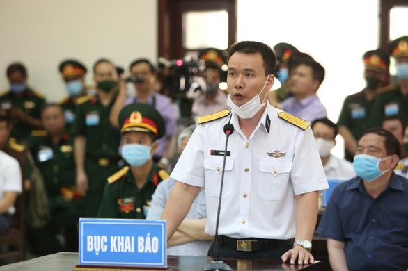 Quân chủng Hải quân xin giảm nhẹ hình phạt cho cựu thứ trưởng Nguyễn Văn Hiến - Ảnh 2.