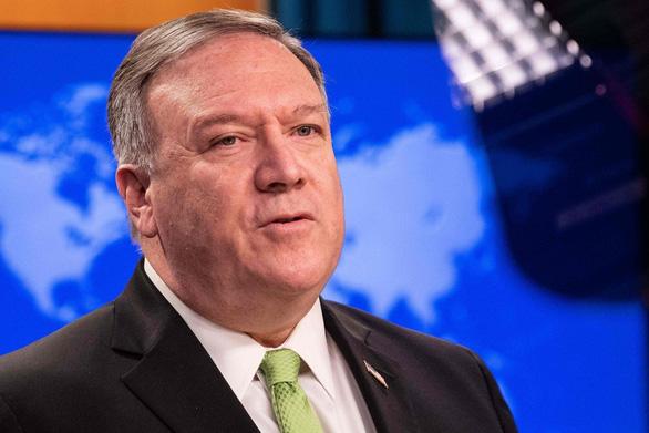 Cơ quan ngoại giao Trung Quốc tố ngoại trưởng Mỹ đe dọa Hong Kong - Ảnh 1.