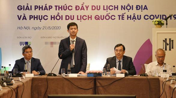 Kéo khách quốc tế, Việt Nam cần định vị là thiên đường an toàn - Ảnh 1.