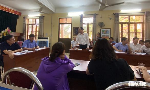 Chủ tịch Hải Phòng yêu cầu làm rõ vụ phê bình học sinh lớp 1 đi học sớm - Ảnh 1.