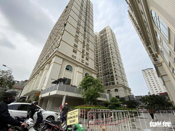Lập đoàn kiểm tra hàng loạt chung cư ở Hà Nội - Ảnh 1.