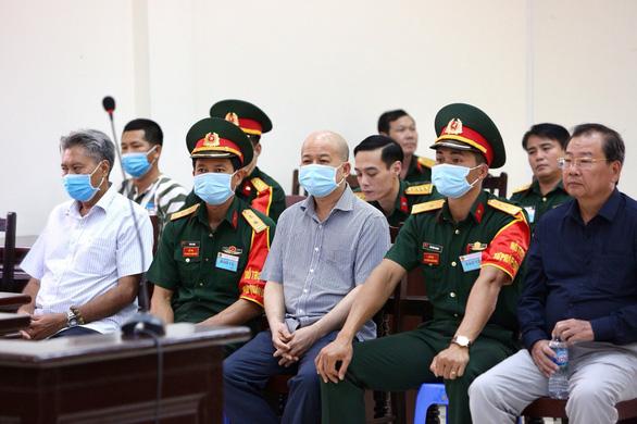 Quân chủng Hải quân xin giảm nhẹ hình phạt cho cựu thứ trưởng Nguyễn Văn Hiến - Ảnh 3.