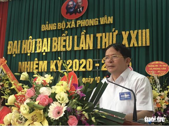 Yêu cầu chủ tịch huyện Ba Vì  kiểm điểm do buông lỏng quản lý đất đai - Ảnh 1.