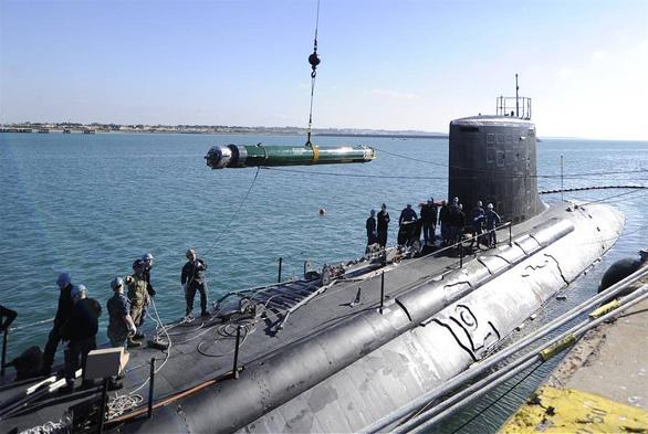 Báo Trung Quốc chọc ngoáy Đài Loan mua ngư lôi Mỹ vừa mắc vừa vô dụng - Ảnh 1.