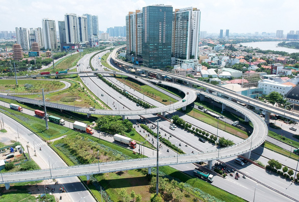 Đầu tư hạ tầng tạo niềm tin lớn cho bất động sản - Ảnh 1.