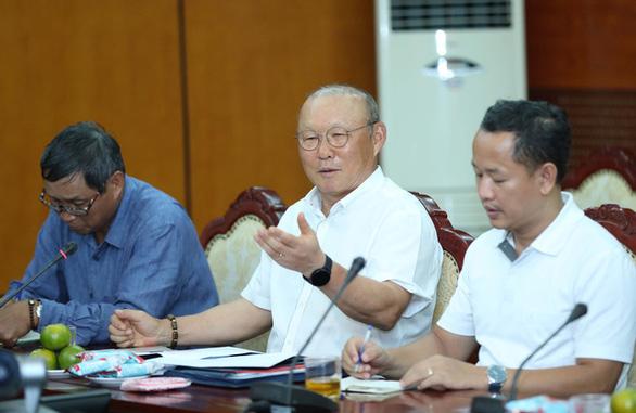 HLV Park: Thắng Malaysia, Việt Nam rộng cửa vào vòng loại thứ 3 World Cup 2022 - Ảnh 1.