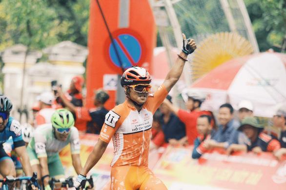 Lê Nguyệt Minh có chiến thắng đầu tay - Ảnh 2.