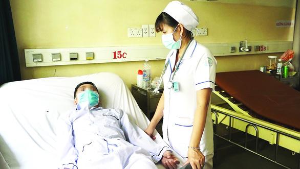 Bệnh viện Bệnh nhiệt đới TP.HCM: Một năm đặc biệt và nhớ mãi - Ảnh 1.