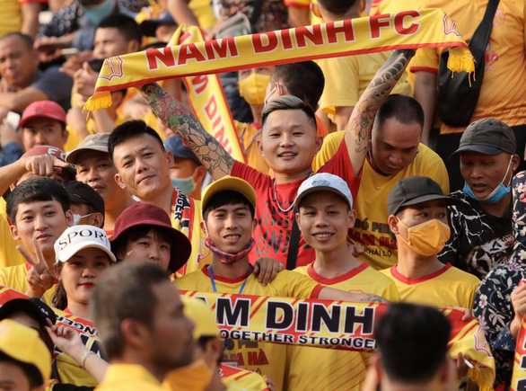 Nam Định - HAGL (hiệp 1) 0-0 - Ảnh 1.