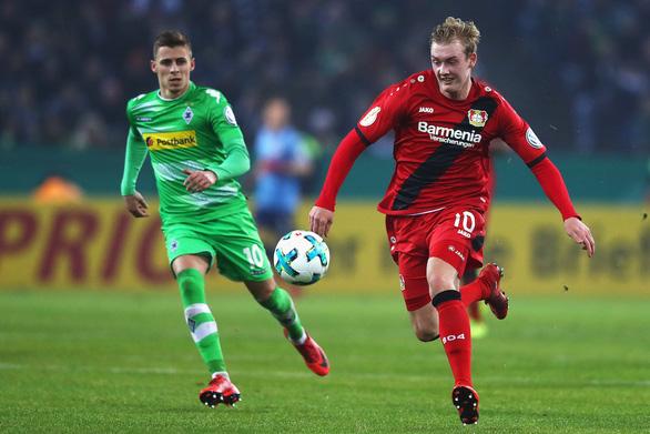 Leverkusen đối đầu Monchengladbach: Ngựa ô đại chiến - Ảnh 1.