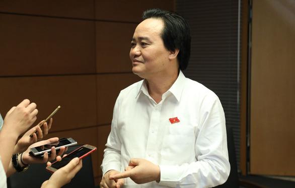 Bộ trưởng Phùng Xuân Nhạ: Chủ tịch tỉnh kiêm hiệu trưởng chỉ nên là giải pháp tình thế - Ảnh 1.