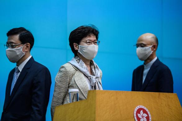 Trung Quốc có thể lập cơ quan an ninh ở  Hong Kong khi cần thiết - Ảnh 1.