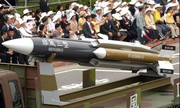 Đài Loan phát triển tên lửa hành trình có thể tấn công Trung Quốc - Ảnh 2.