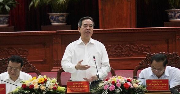 """Ông Nguyễn Văn Bình: Cần Thơ cần đặt trong """"trạng thái bình thường mới"""" để phát triển - Ảnh 1."""