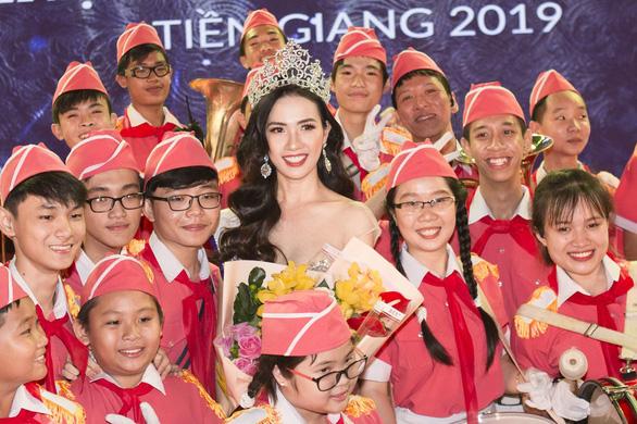 Hoa hậu đại sứ du lịch thế giới 2018 Phan Thị Mơ: Thời điểm lý tưởng để khám phá Việt Nam - Ảnh 3.