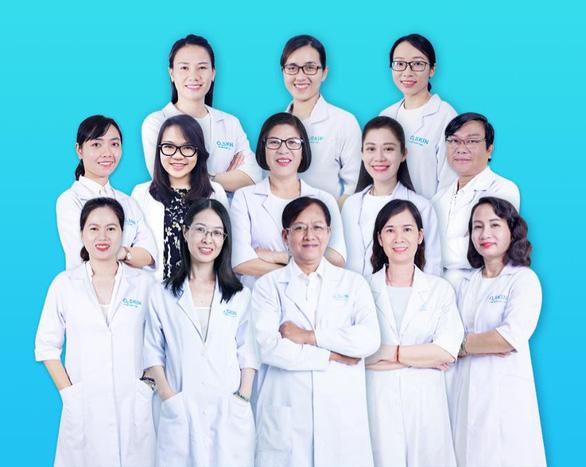 O2 SKIN - nơi quy tụ đội ngũ bác sĩ giàu kinh nghiệm trong điều trị mụn - Ảnh 1.