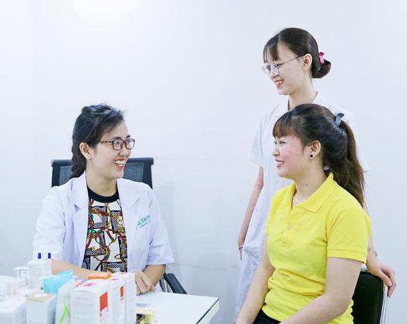 O2 SKIN - nơi quy tụ đội ngũ bác sĩ giàu kinh nghiệm trong điều trị mụn - Ảnh 3.