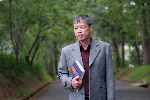 Phạm Tiến Sơn - 30 năm ở Đà Lạt làm toán - Ảnh 1.