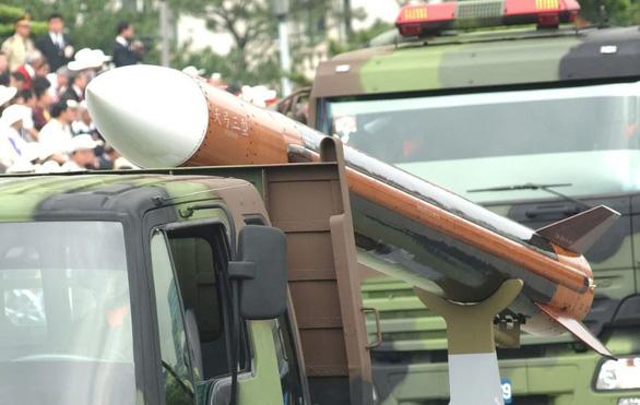 Đài Loan phát triển tên lửa hành trình có thể tấn công Trung Quốc - Ảnh 1.