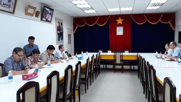 Lãnh đạo Huê Phong khẳng định công ty không phá sản hay giải thể - Ảnh 1.