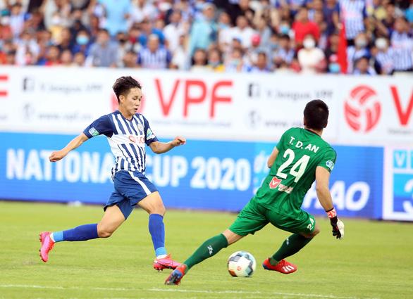 Bất ngờ lớn, CLB Sài Gòn thua đội hạng nhất Bà Rịa - Vũng Tàu - Ảnh 2.