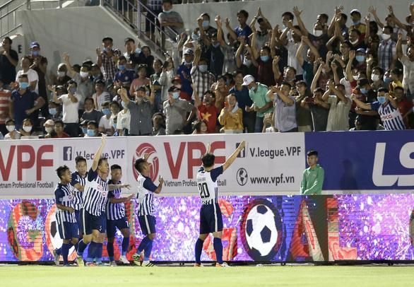 Bất ngờ lớn, CLB Sài Gòn thua đội hạng nhất Bà Rịa - Vũng Tàu - Ảnh 1.