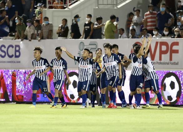Bất ngờ lớn, CLB Sài Gòn thua đội hạng nhất Bà Rịa - Vũng Tàu - Ảnh 3.