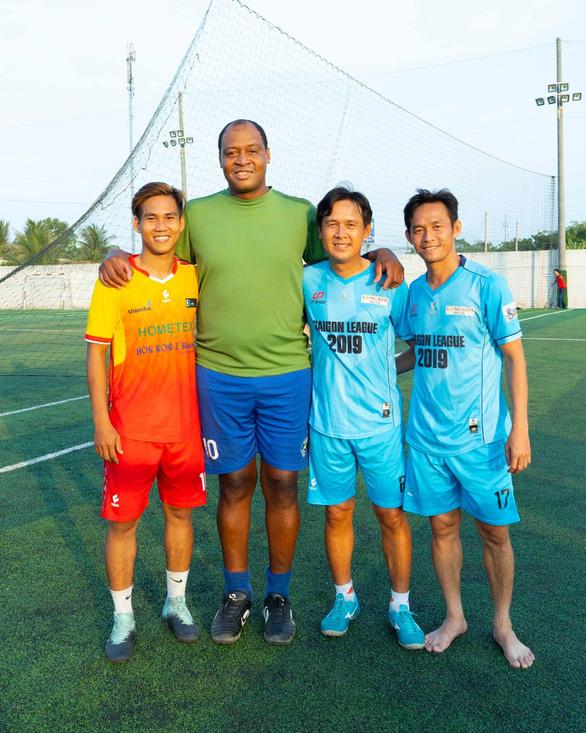 Cựu tuyển thủ U-23 VN Long Giang và khát vọng trở lại - Ảnh 1.