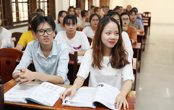 Đào tạo ngôn ngữ Hàn - Trung - Anh: giải cơn khát của thị trường nhân lực - Ảnh 2.
