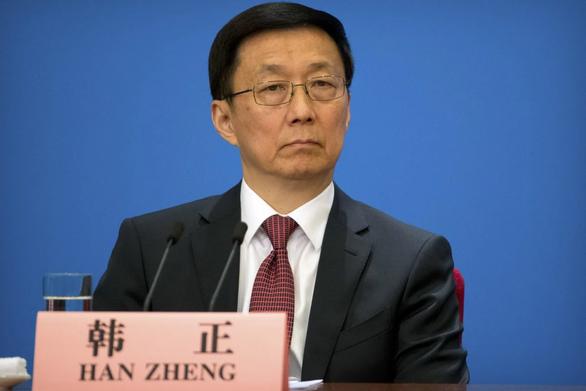 Trung Quốc tuyên bố áp đặt dự luật an ninh mới với Hong Kong bằng mọi giá - Ảnh 1.