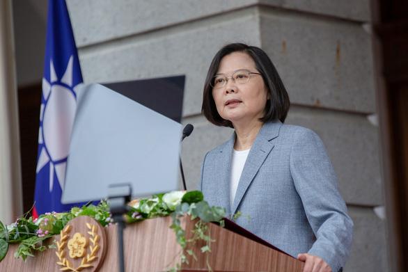 Lãnh đạo Đài Loan hứa tiếp tục ủng hộ người biểu tình Hong Kong - Ảnh 1.