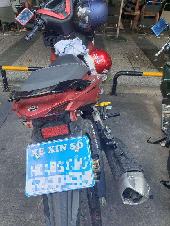 Thanh tra Công an TP.HCM xác minh vụ CSGT Tân Sơn Nhất bị tố đòi tiền người vi phạm - Ảnh 1.