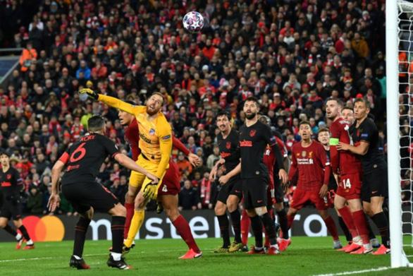 Trận Liverpool - Atletico Madrid liên quan 41 ca tử vong vì COVID-19? - Ảnh 1.