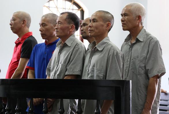 6 cựu chiến binh ra tù kêu oan: Phải rõ trắng đen vì chúng tôi là lính - Ảnh 1.