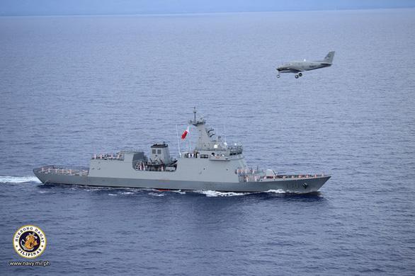 Hải quân Philippines khoe khinh hạm tên lửa đầu tiên do Hàn Quốc đóng - Ảnh 3.